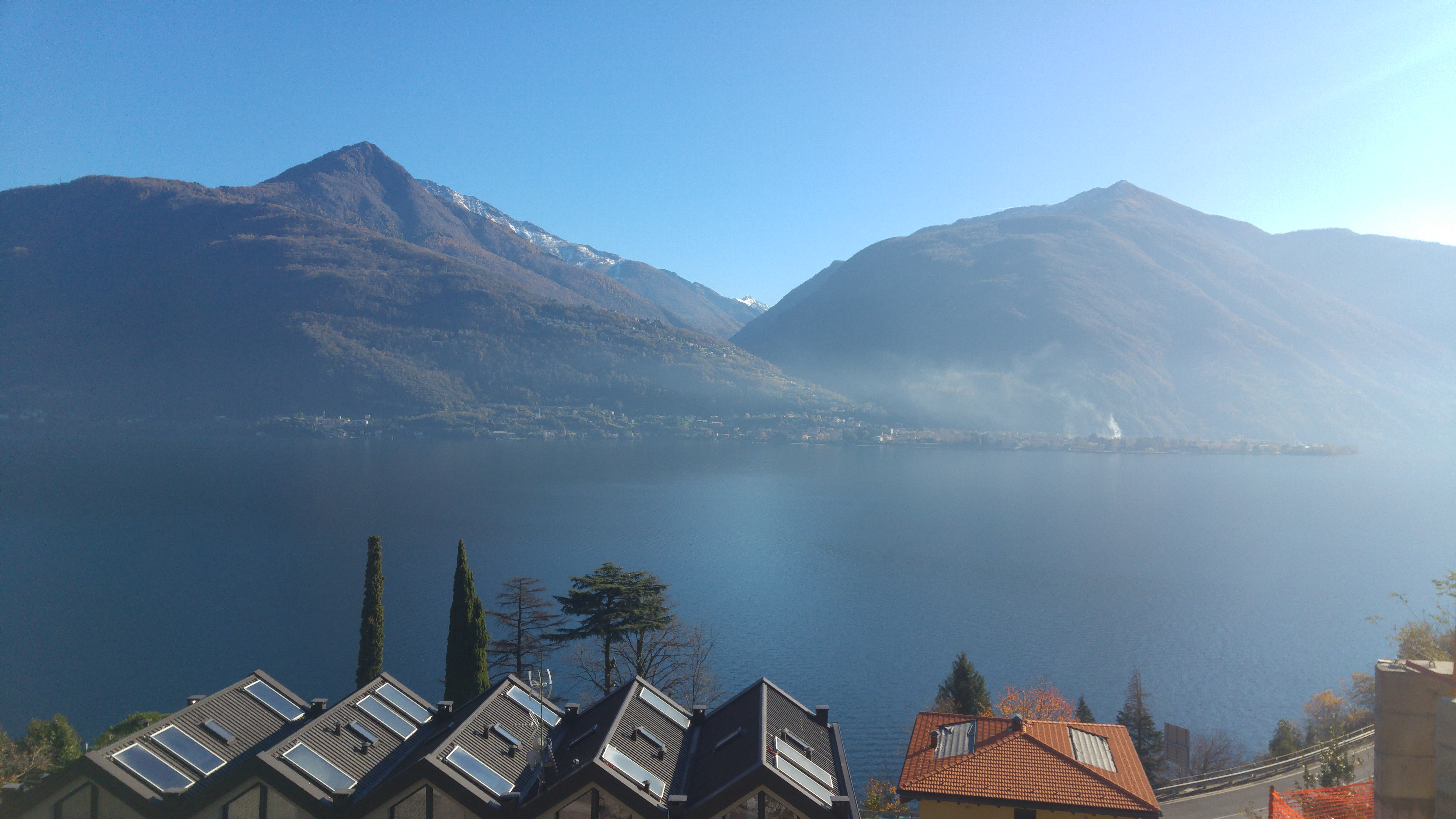 Cremia: new apartments with beautiful lake view