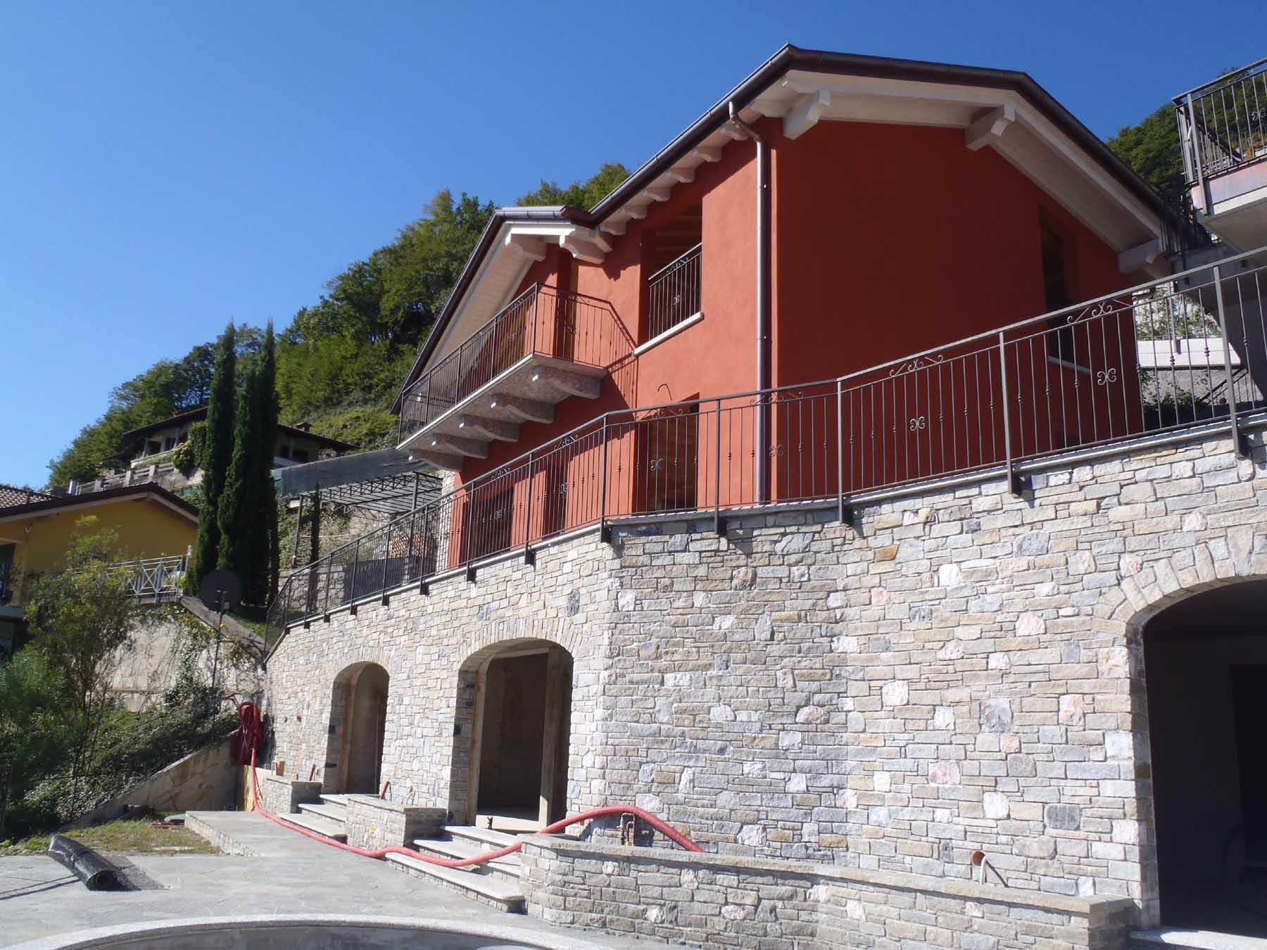 Exclusive villa in Menaggio