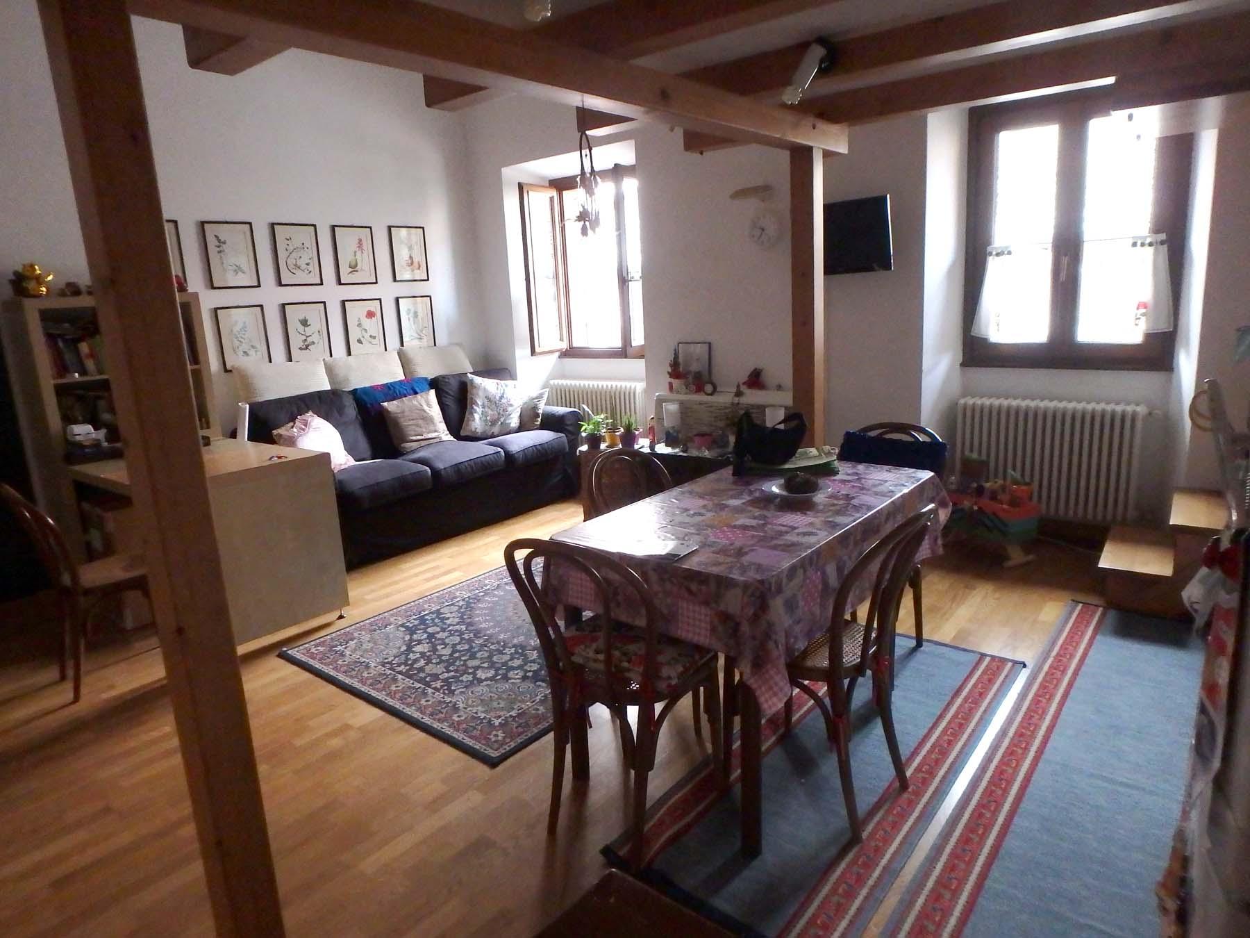 One bedroom flat in Menaggio's centre