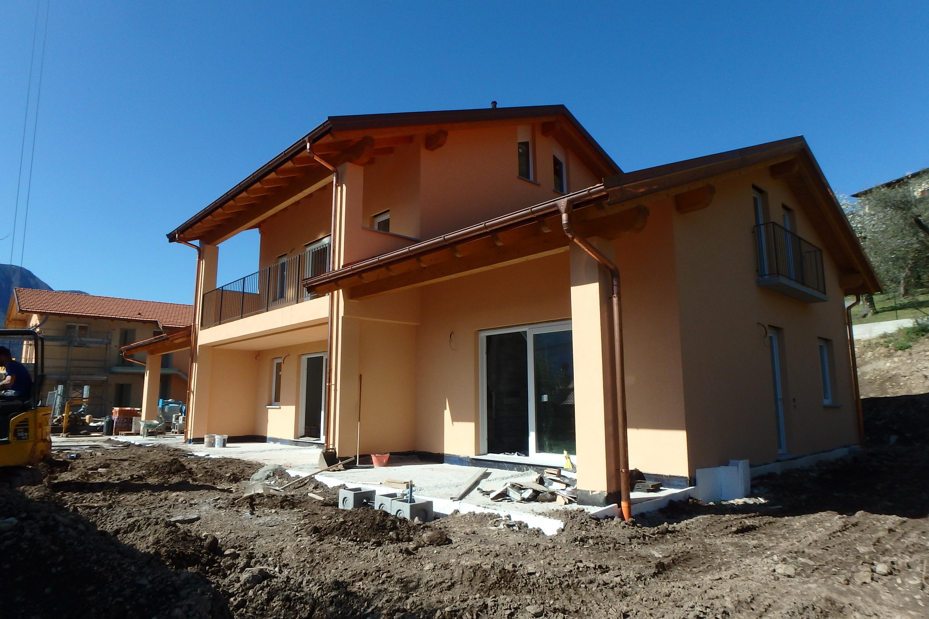 Mezzegra, nuovi appartamenti con vista lago