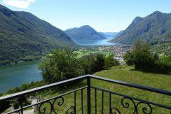 Lake Lugano lago di Lugano