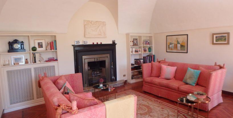 Villa Bolza, Menaggio. Appartamento in villa d'epoca